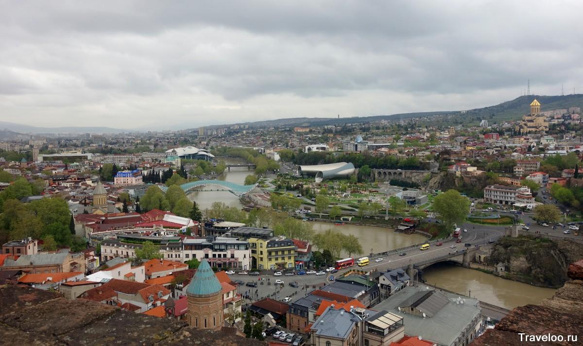 тбилиси, центр города