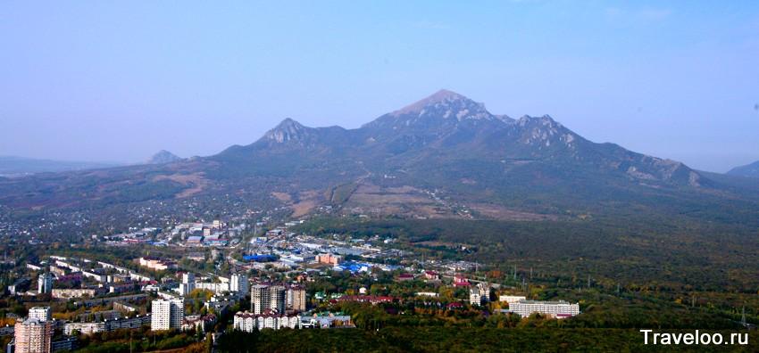 горы Пятигорска
